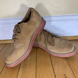 sperry topsider dress shoes size 2.5